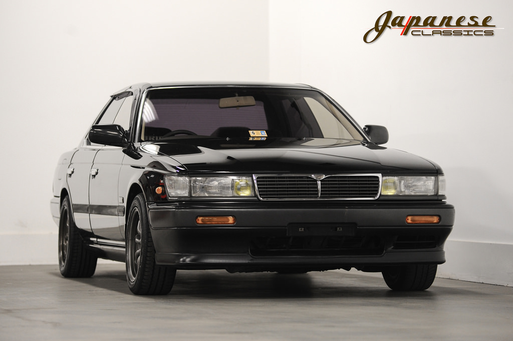 1989 Nissan Laurel #16