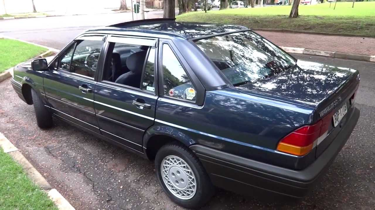 1994 Ford Versailles #4