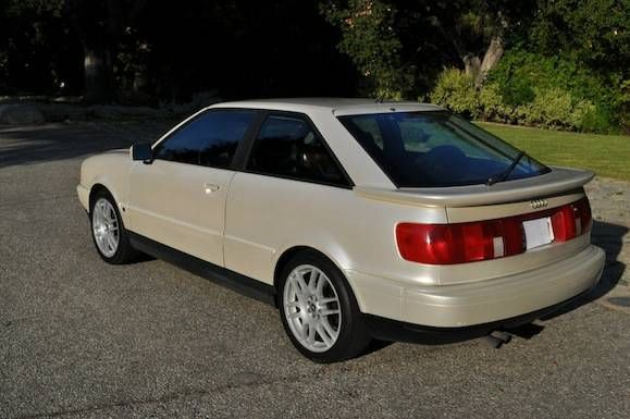 1990 audi coupe photos, informations, articles - bestcarmag
