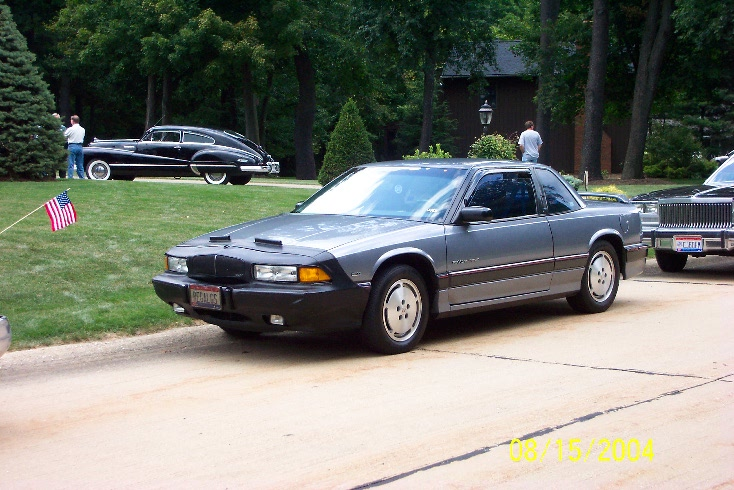 1990 Buick Regal #17