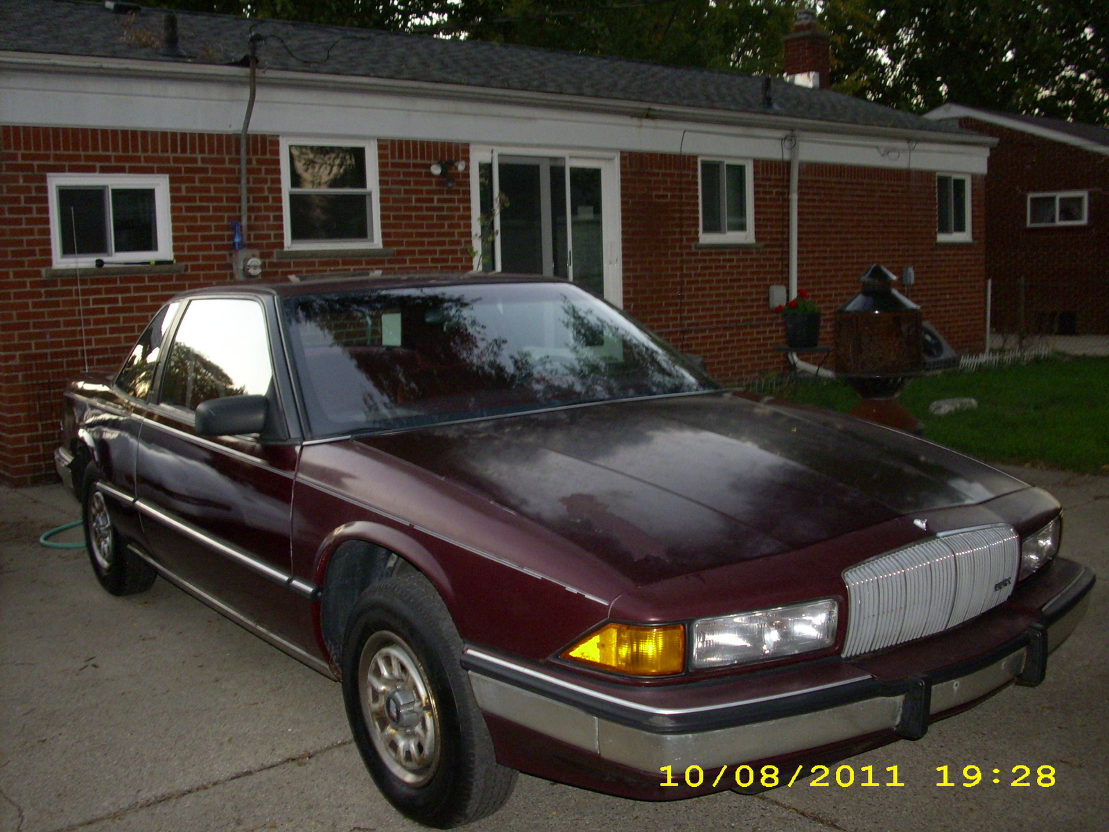 1990 Buick Regal #18