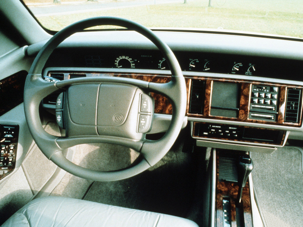 1990 Buick Regal #19