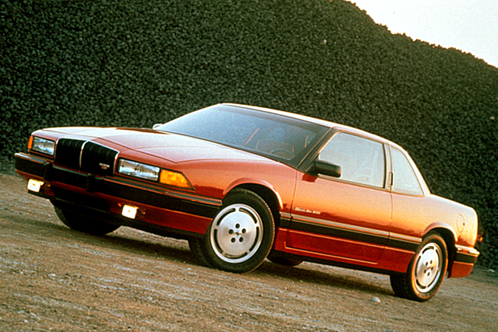 1990 Buick Regal #16