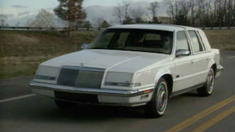 1990 Chrysler Imperial #17