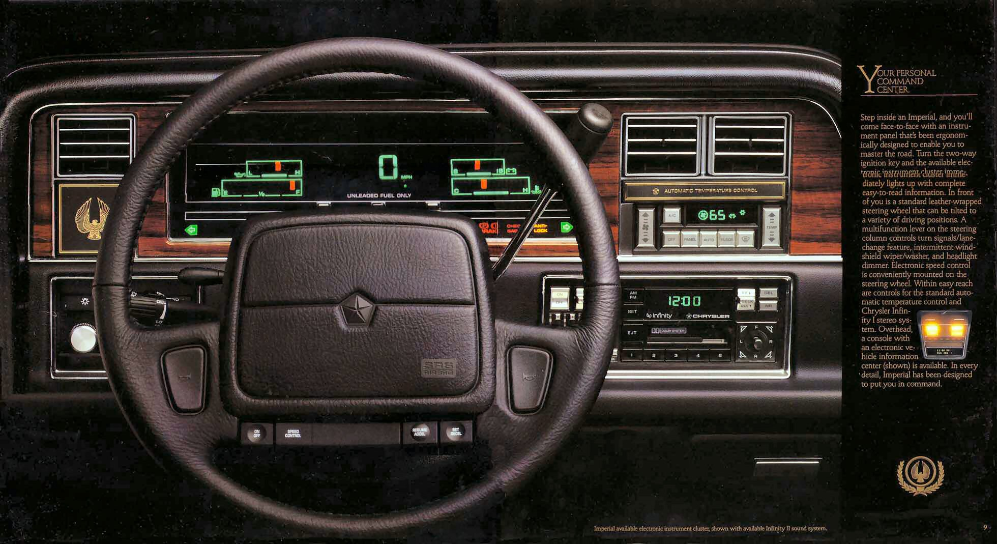 1990 Chrysler Imperial #19