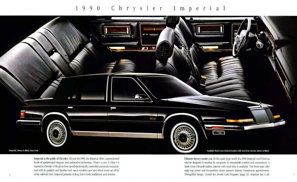1990 Chrysler Imperial #18