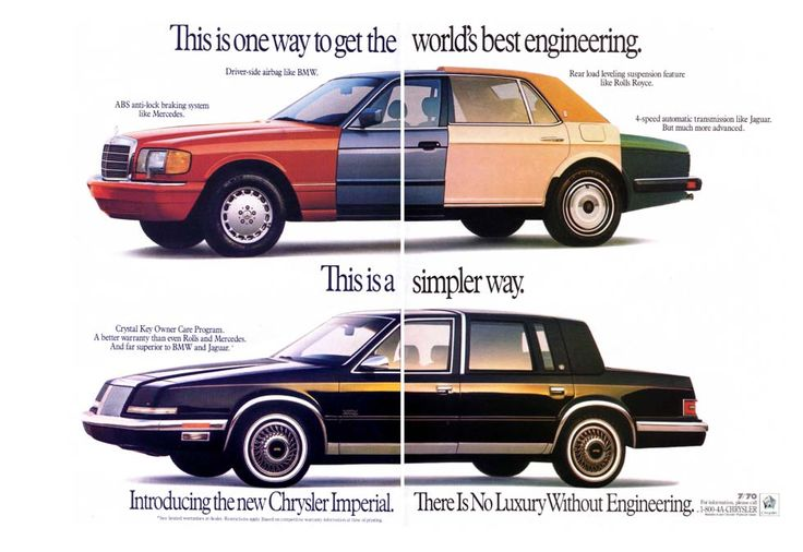 1990 Chrysler Imperial #20