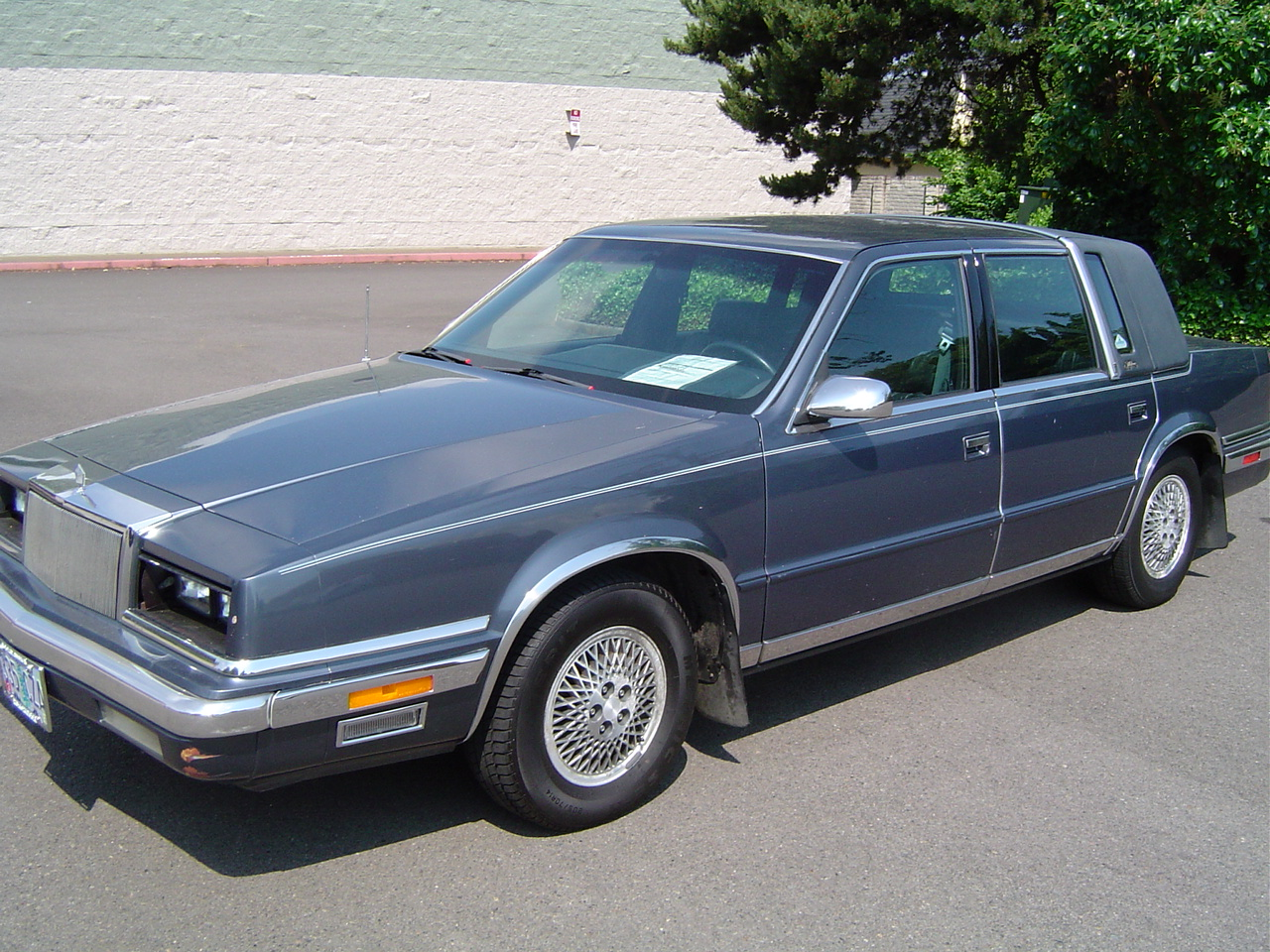 1990 Chrysler New Yorker #18