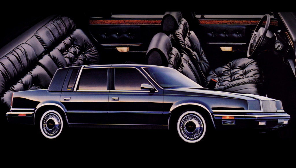 1990 Chrysler New Yorker #20