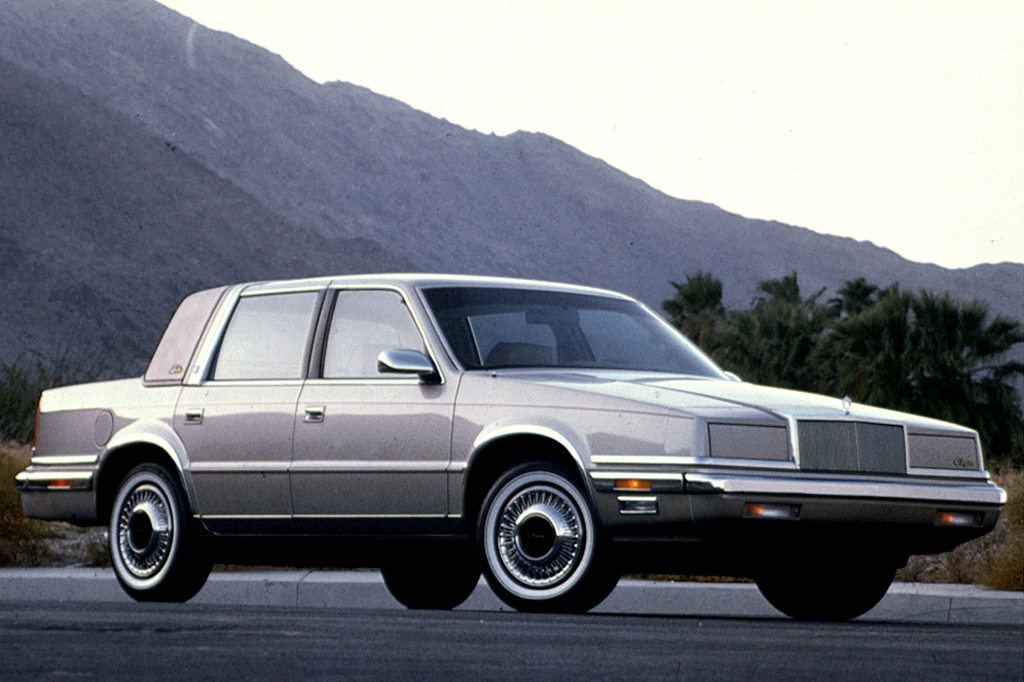 1990 Chrysler New Yorker #16