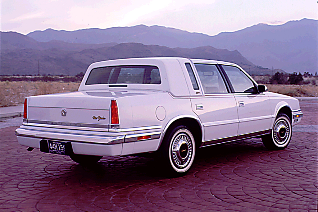 1990 Chrysler New Yorker #17