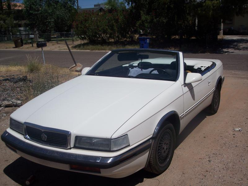 1990 Chrysler Tc #20