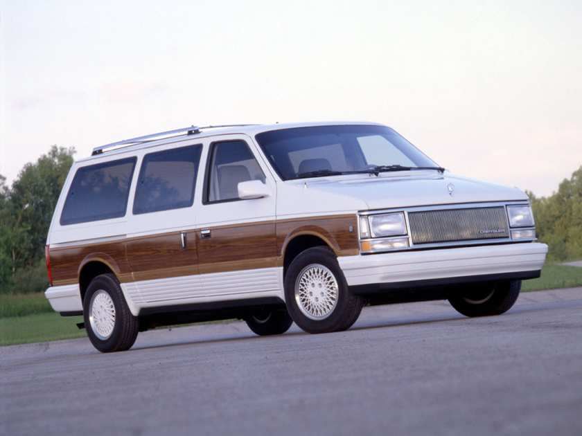 1990 Chrysler Town And Country #11