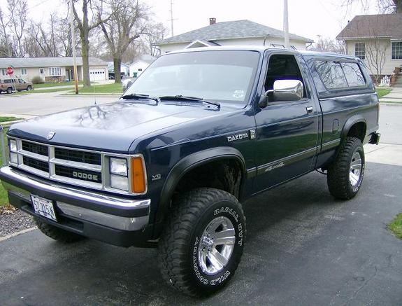 1990 Dodge Dakota #20
