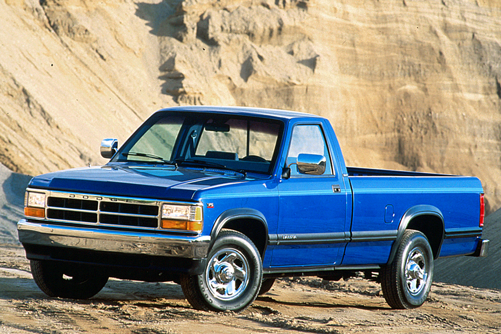 1990 Dodge Dakota #21