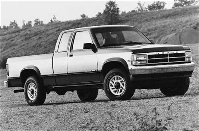 1990 Dodge Dakota #18