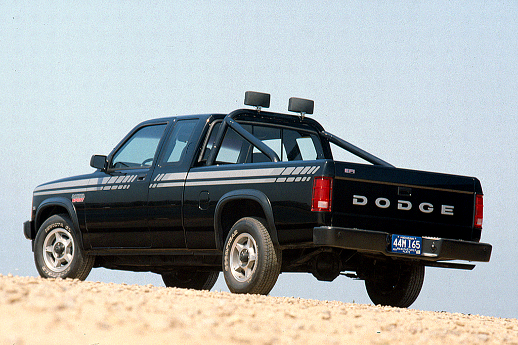 1990 Dodge Dakota #22