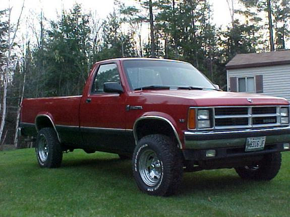 1990 Dodge Dakota #24