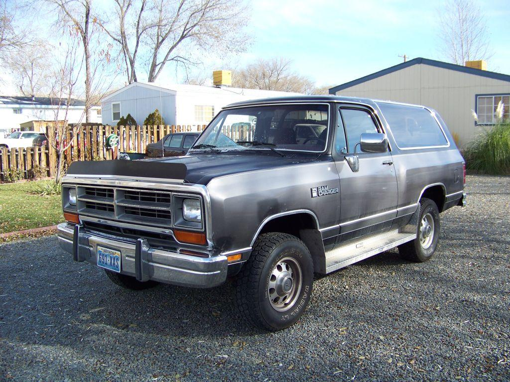 1990 Dodge Ramcharger #17