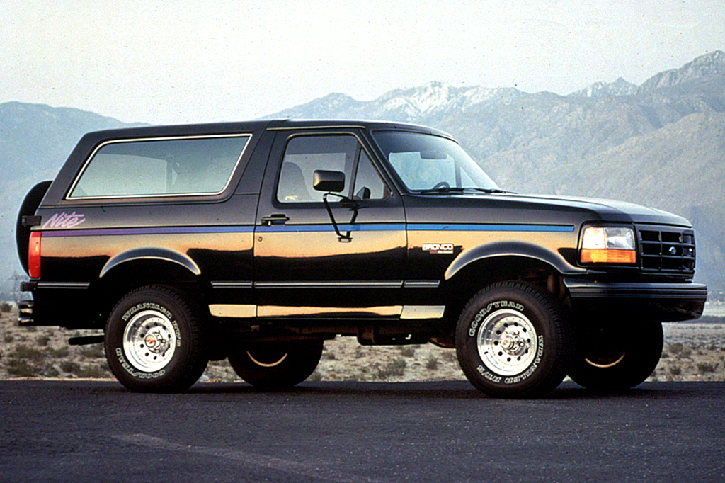 1990 Ford Bronco #27