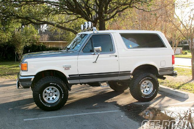 1990 Ford Bronco #20