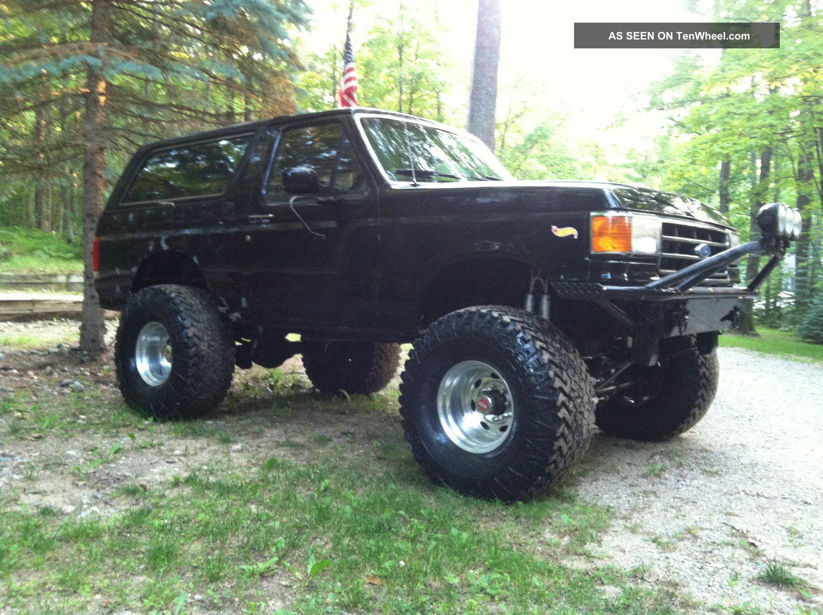 1990 Ford Bronco #23