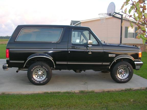 1990 Ford Bronco #25
