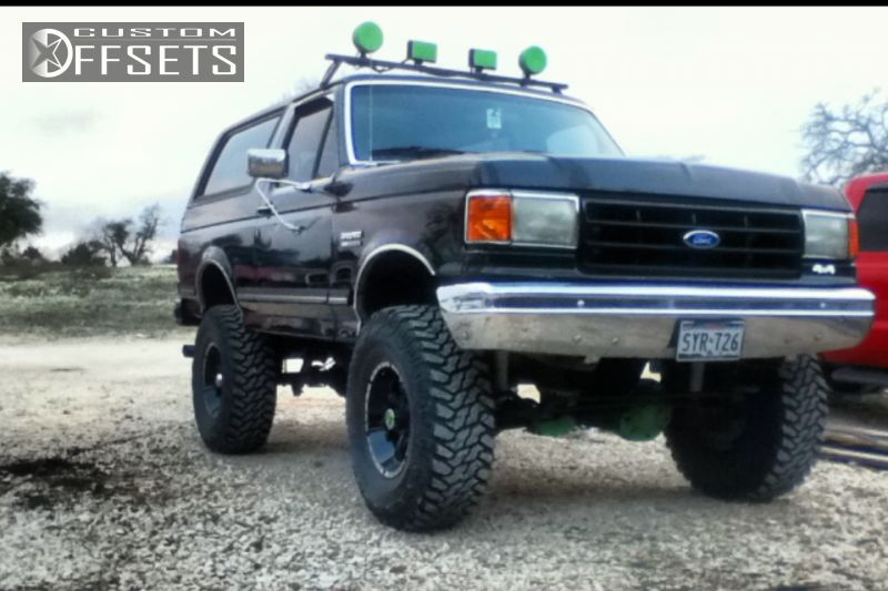 1990 Ford Bronco #26