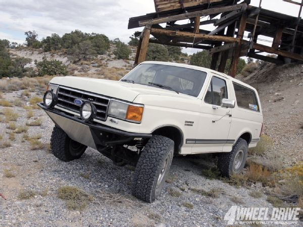 1990 Ford Bronco #22