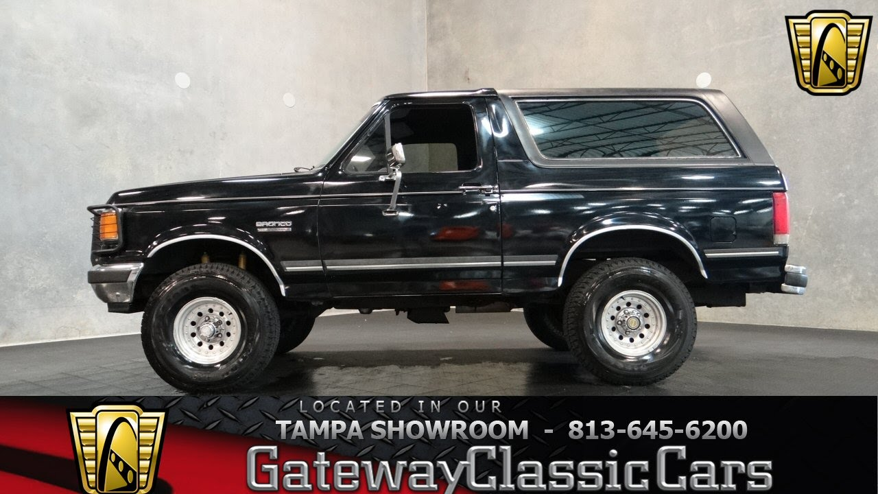 1990 Ford Bronco #17