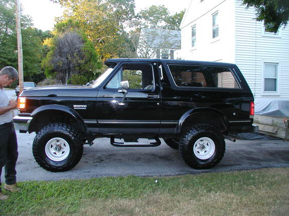 1990 Ford Bronco #24