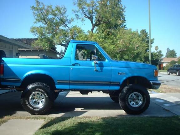 1990 Ford Bronco #21