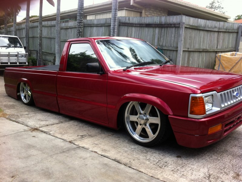1990 Ford Courier #10