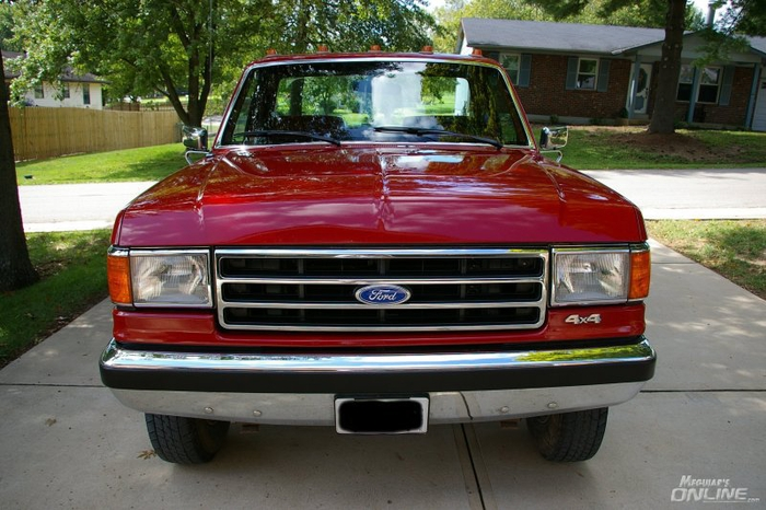 1990 Ford F-250 #16