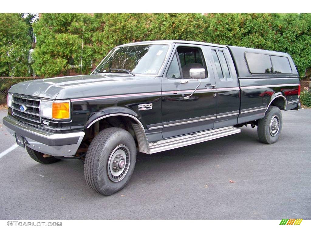 1990 Ford F-250 #20