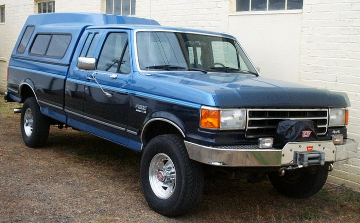 1990 Ford F-250 #21