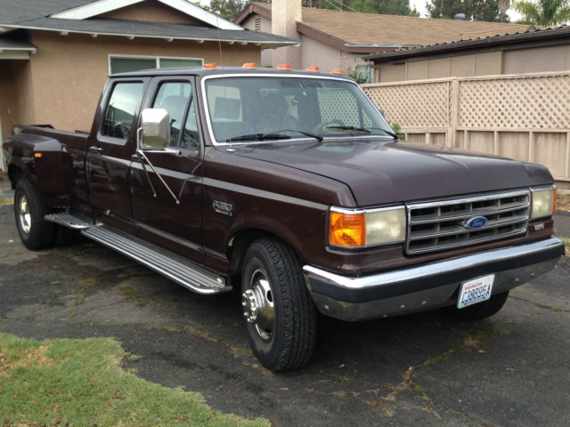 1990 Ford F-350 #22
