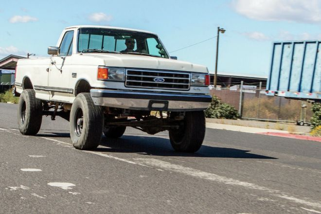 1990 Ford F-350 #17