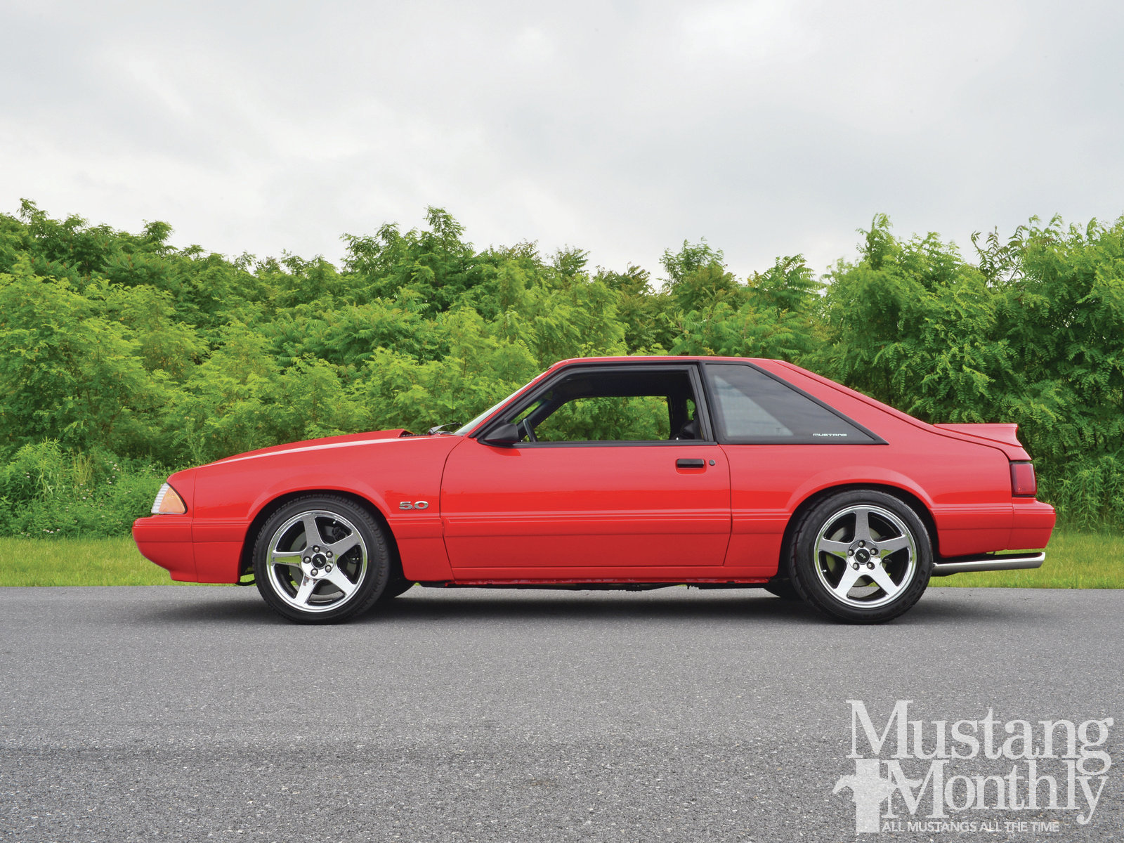 1990 Ford Mustang #20
