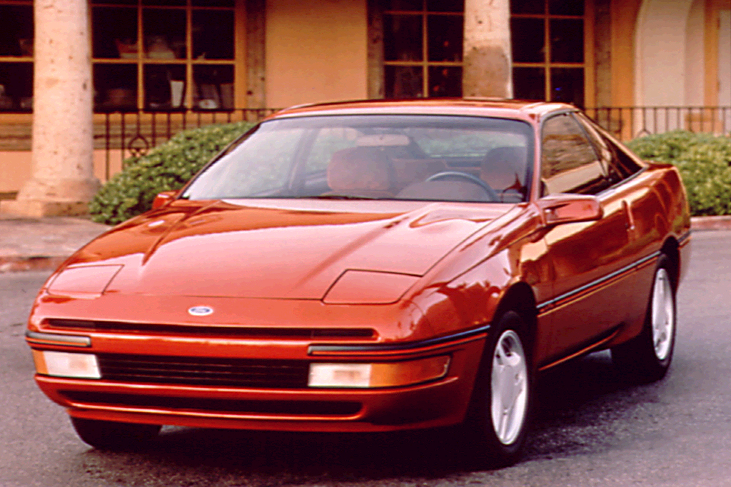 1990 Ford Probe #19