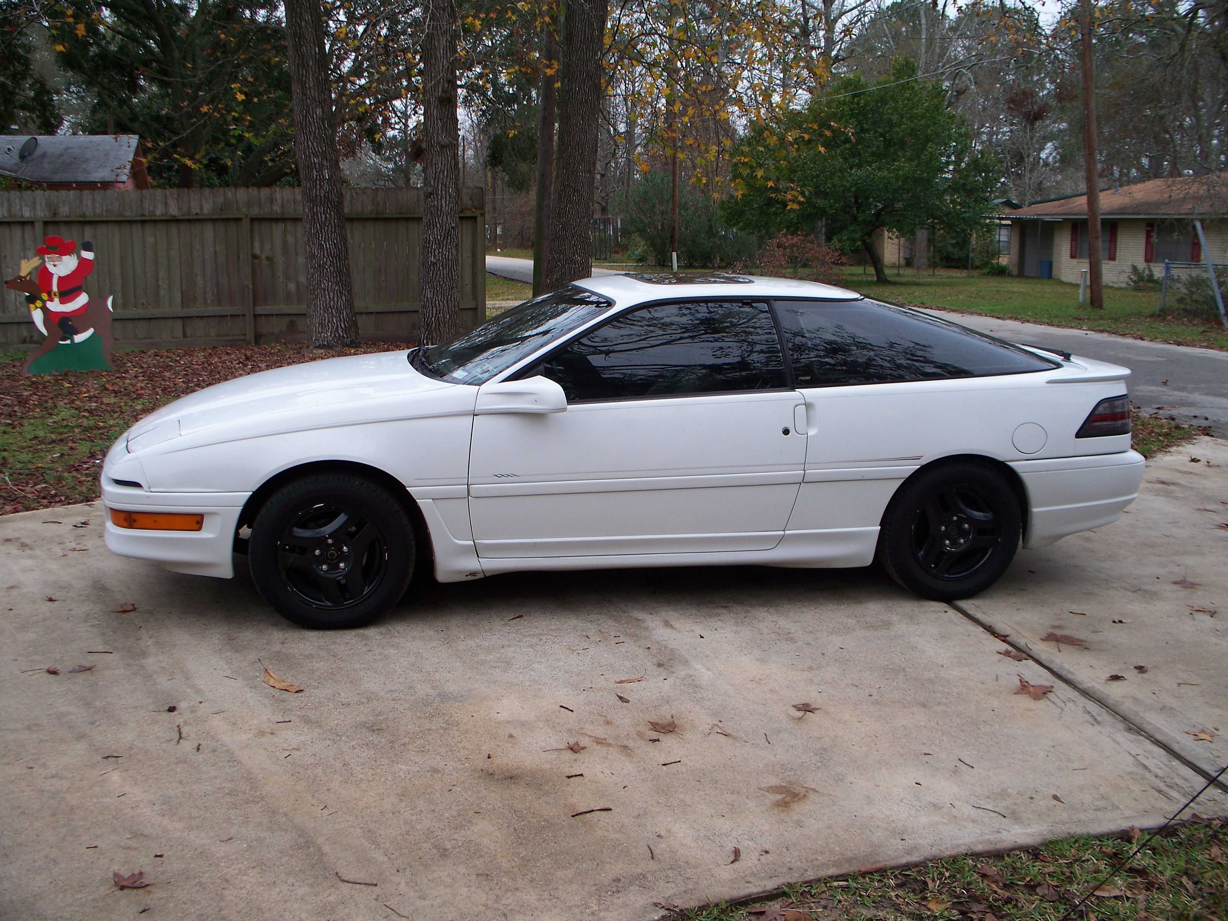 1990 Ford Probe #17