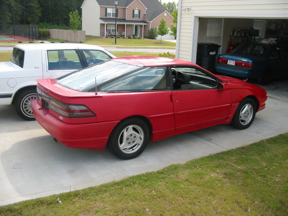1990 Ford Probe #18