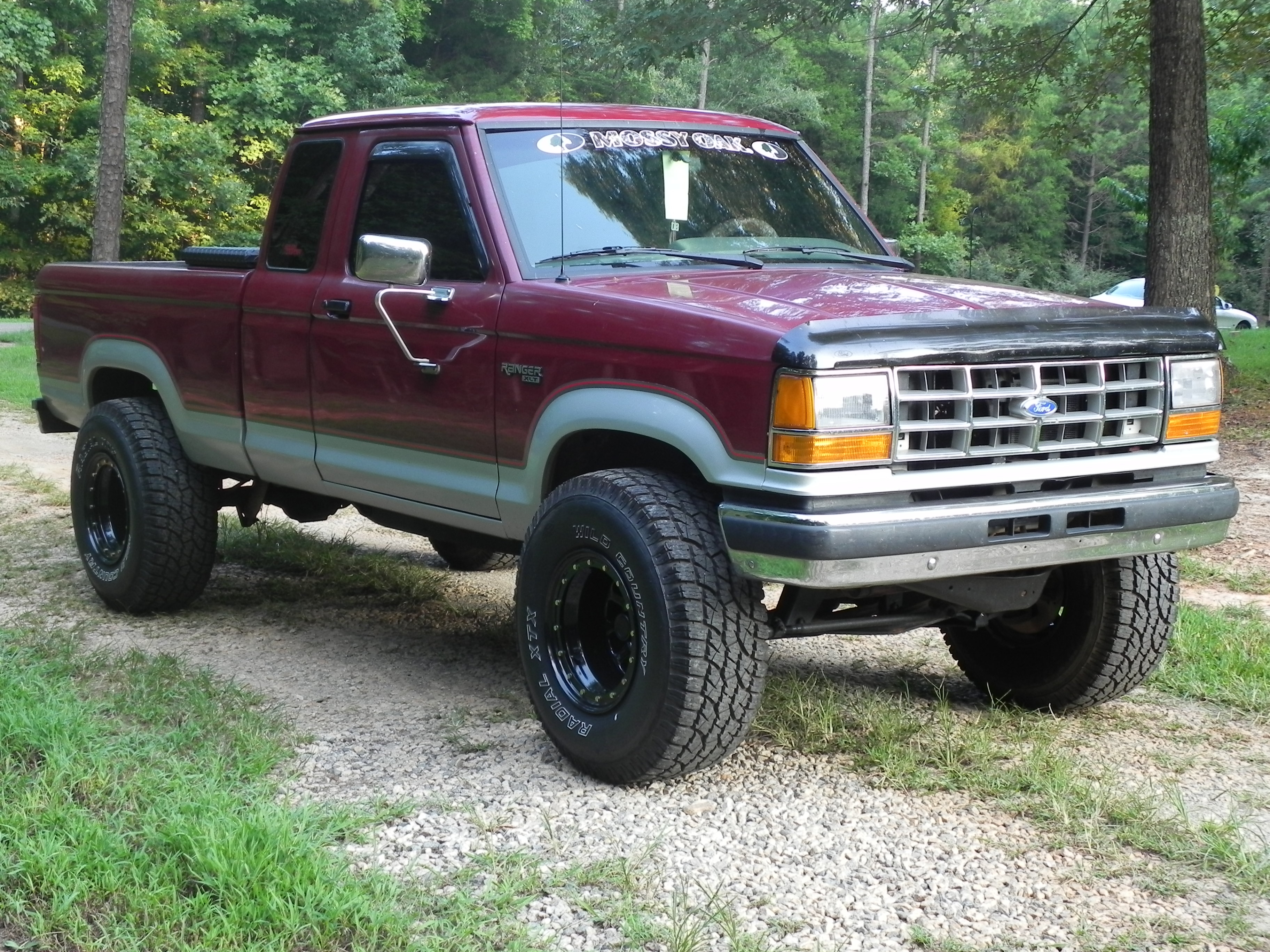 1990 Ford Ranger Photos Informations Articles