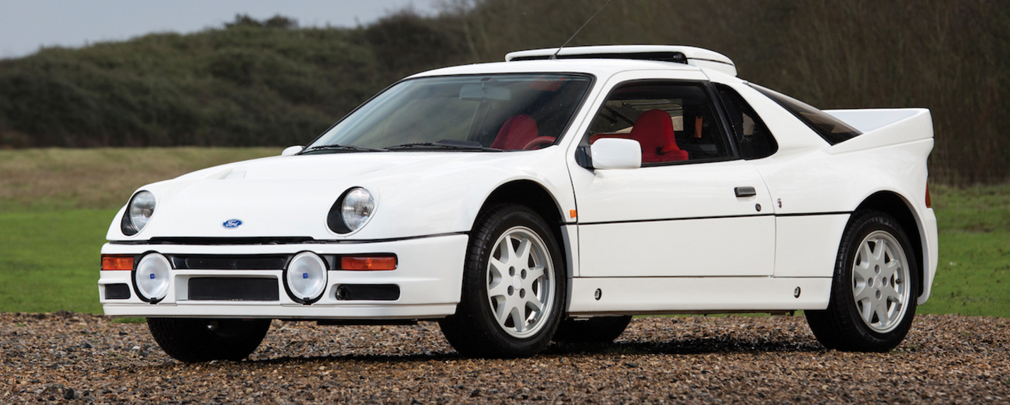 1990 Ford RS 200 #21
