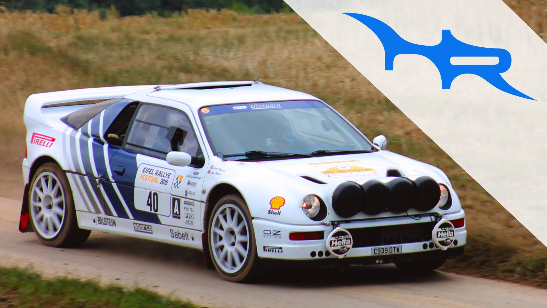 1990 Ford RS 200 #15