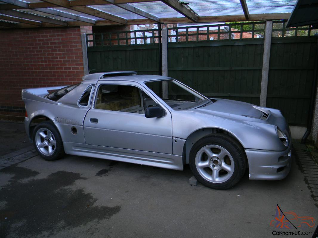 1990 Ford RS 200 Photos, Informations, Articles - BestCarMag.com