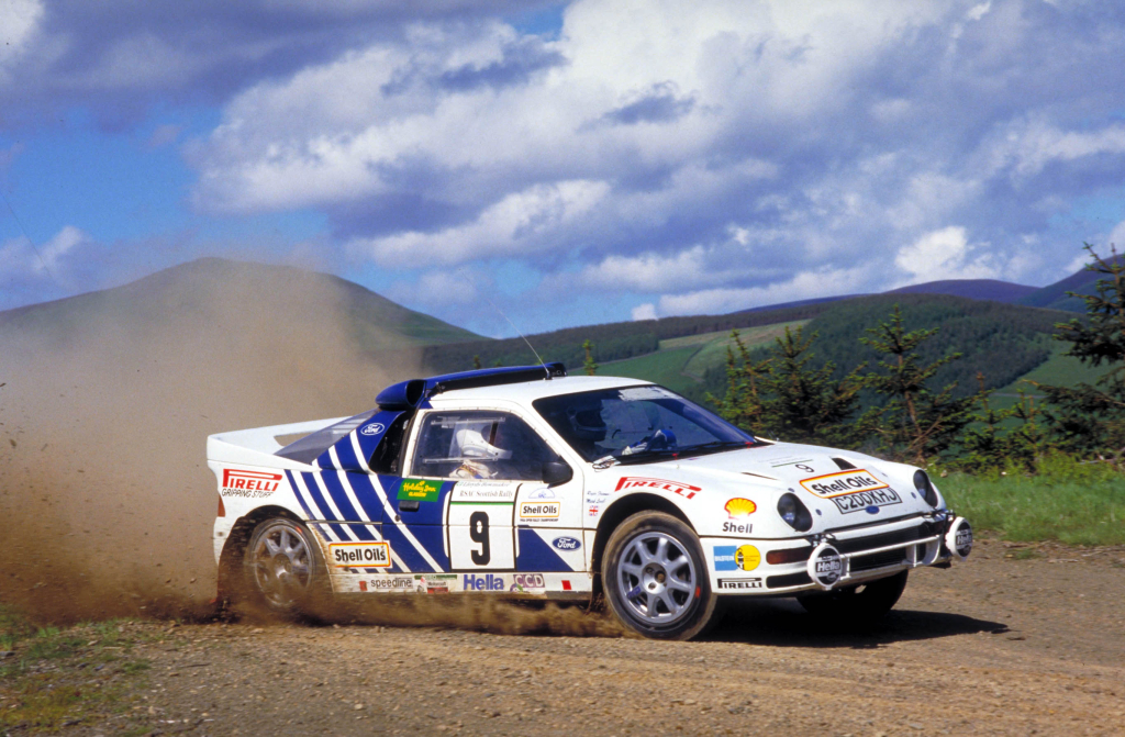 1990 Ford RS 200 #20