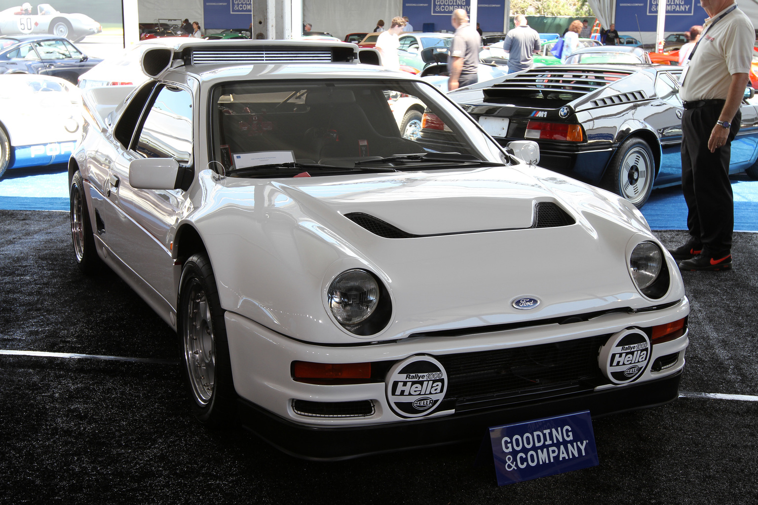 1990 Ford RS 200 #14