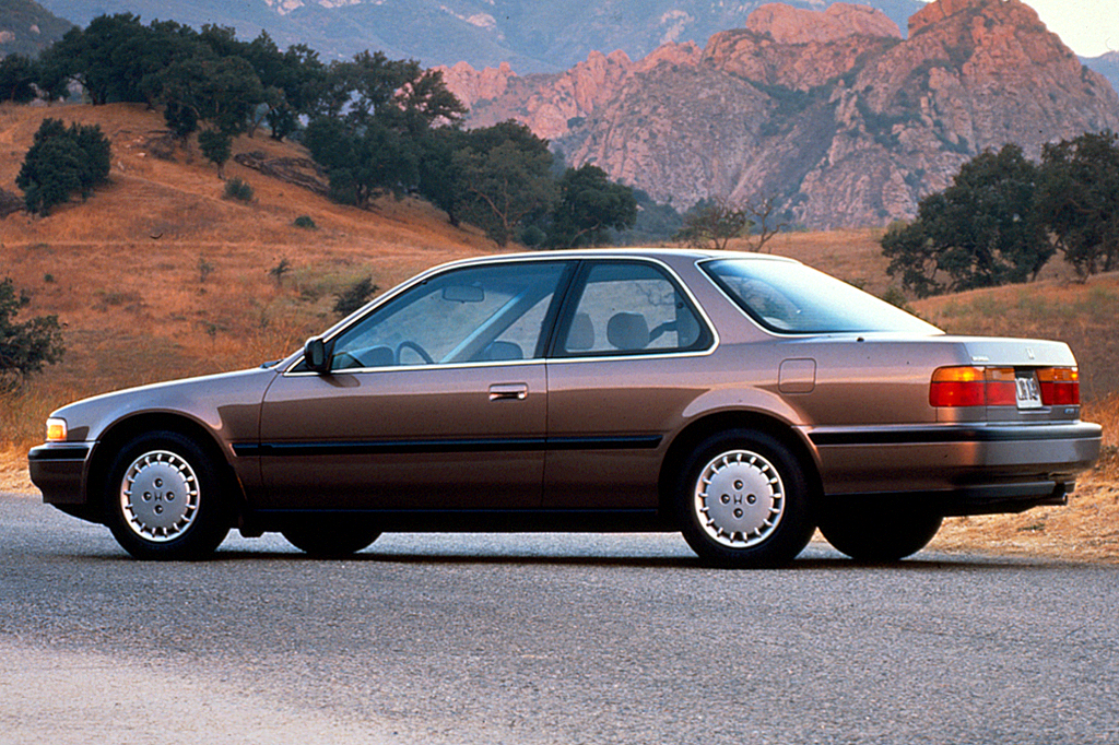 1990 Honda Accord #19