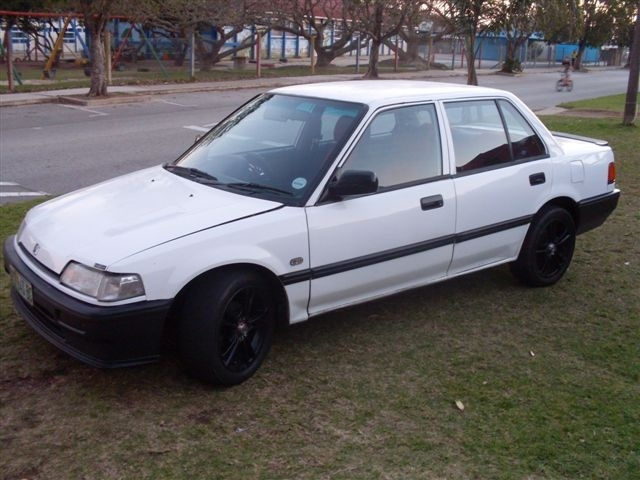 1990 Honda Civic #17